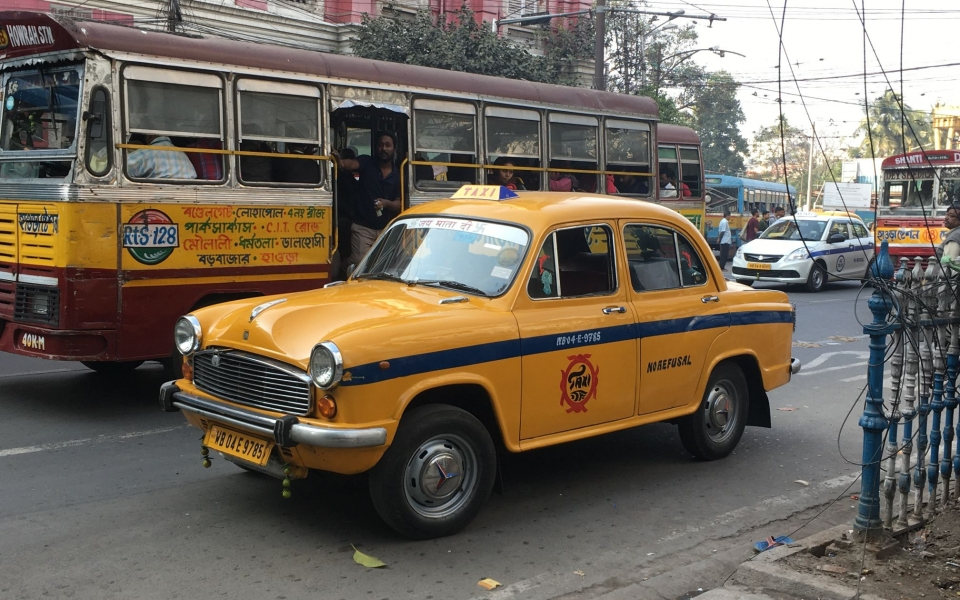 Ambassador, Kolkata, India, February 2020