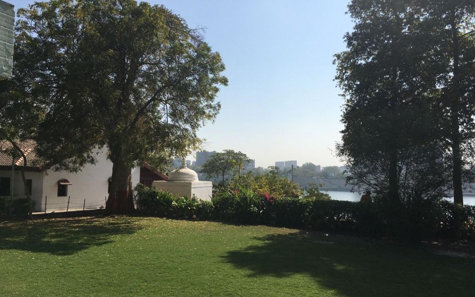 Gandhi Ashram, Ahmedabad, India, February 2020